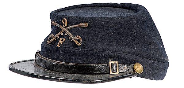 Object: Forage cap
