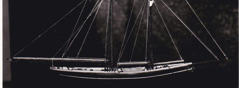 Object: Model ship
