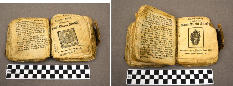 Object: Prayer book