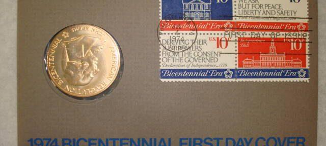 Object: Medallion (Bicentennial of the American Revolutionary War –  Commemorative Medallion (John Adams))