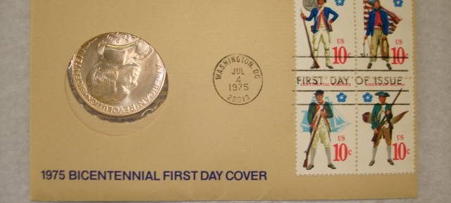 Object: Medallion (Bicentennial of the American Revolutionary War – Commemorative Medallion (Paul Revere))