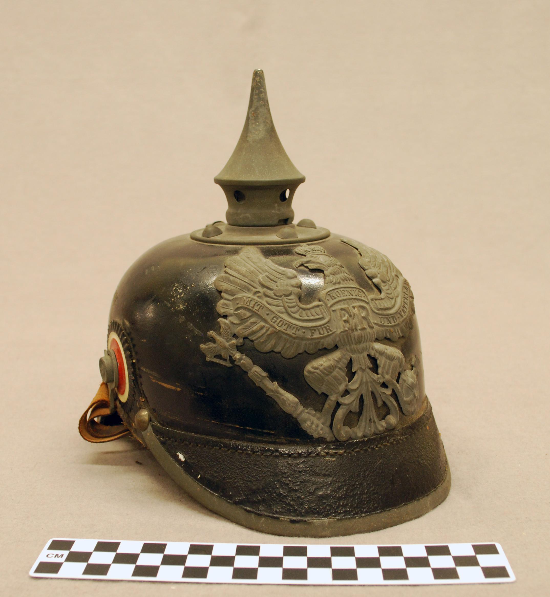 Object: Helmet | UTSA Institute Of Texan Cultures