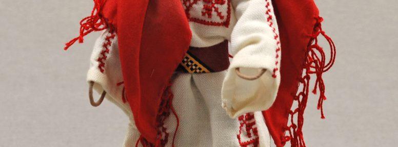 Object: Doll (Palestinian)