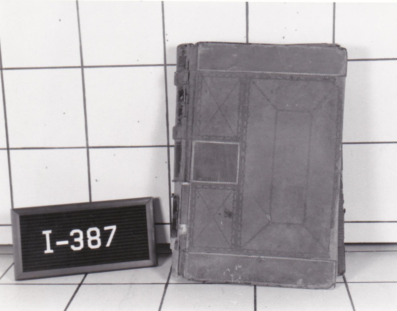 Object: Ledger Book | UTSA Institute Of Texan Cultures