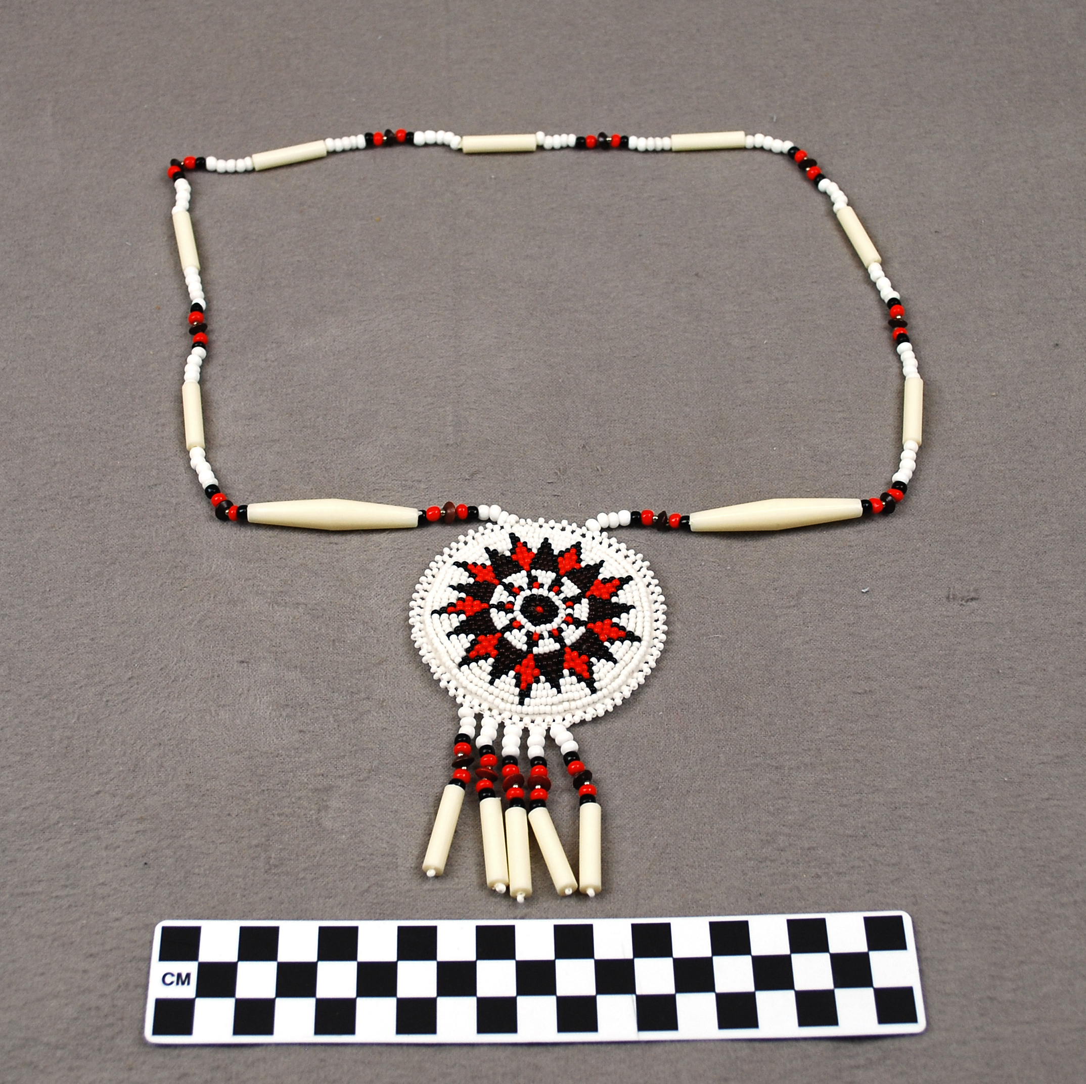 Object: Necklace | UTSA Institute Of Texan Cultures