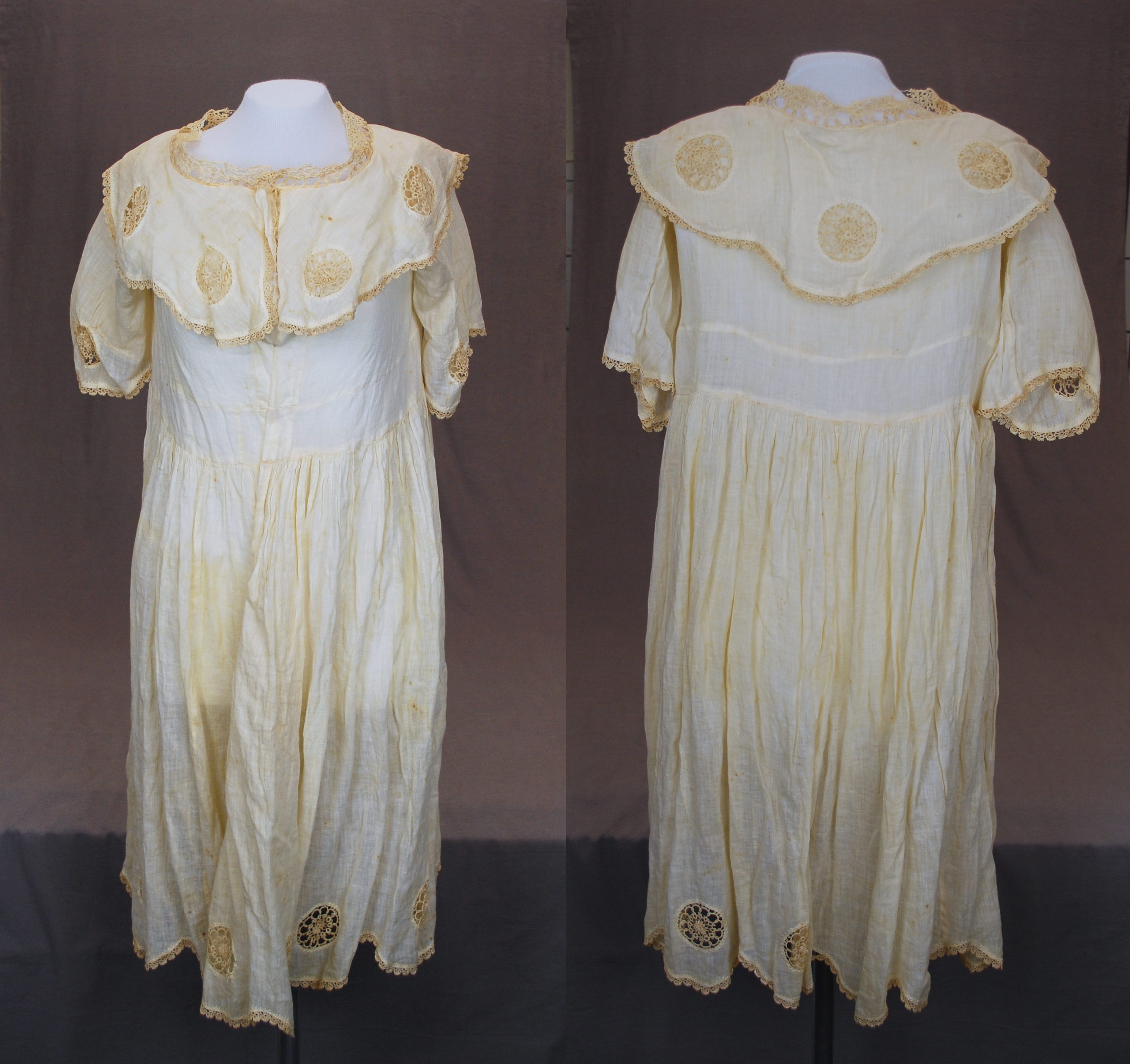 Object: Dress (Child's dress)   UTSA Institute Of Texan Cultures