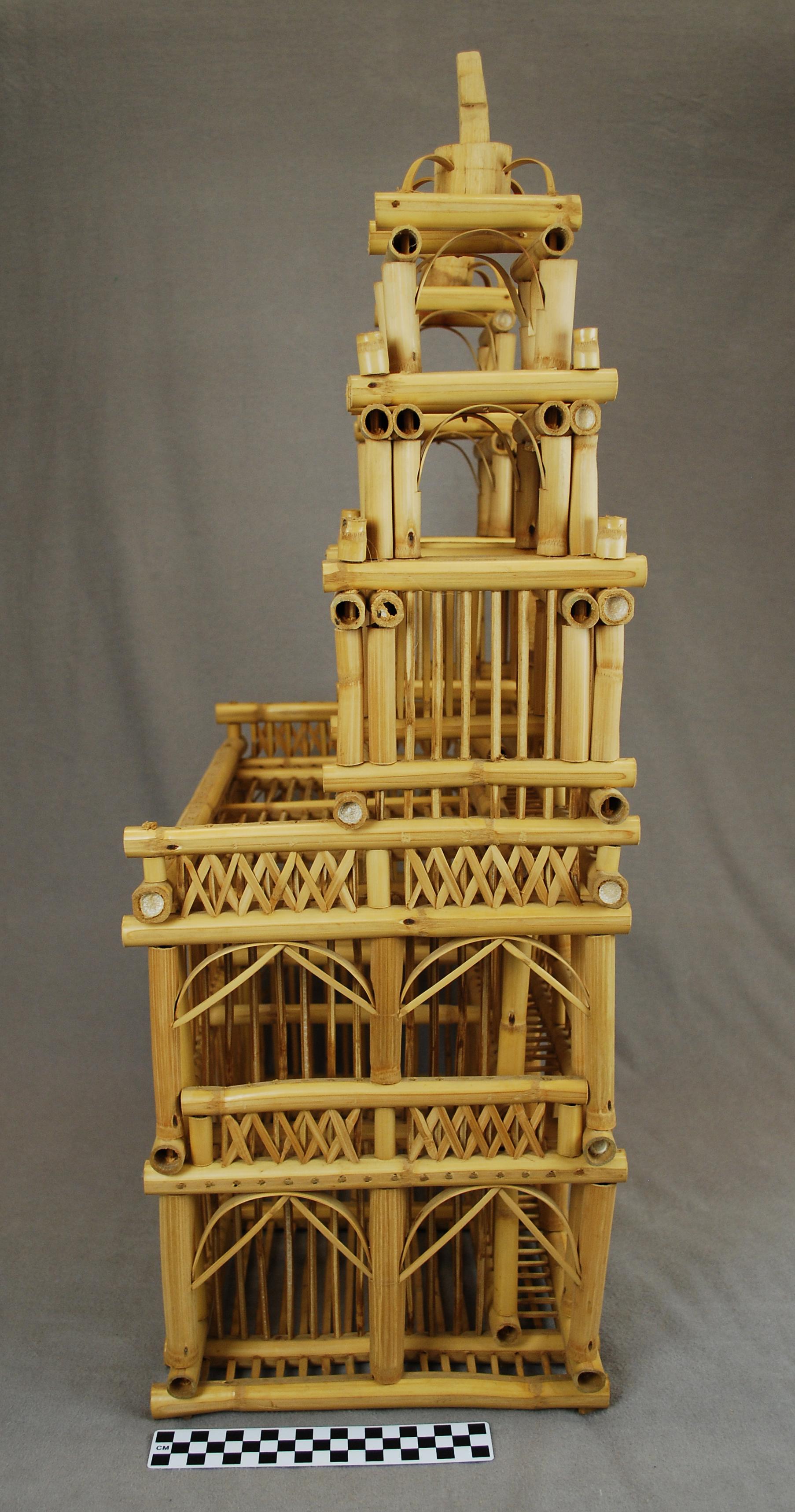 Object: Birdcage | UTSA Institute Of Texan Cultures