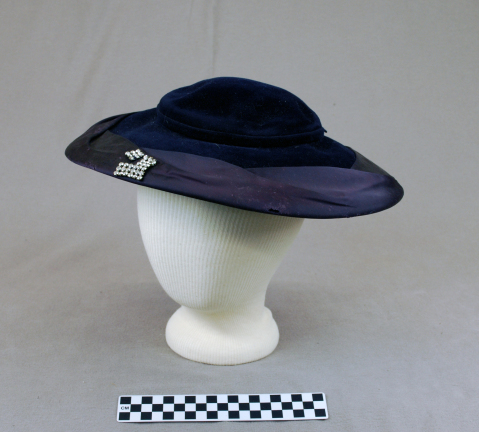 Object: Hat (Hat from Joske's Department Store)   UTSA Institute Of Texan Cultures
