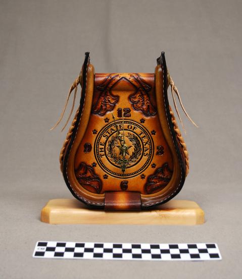 Object: Clock   UTSA Institute Of Texan Cultures