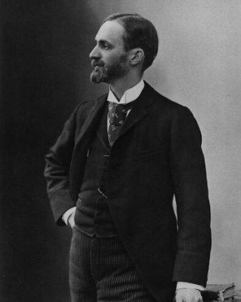Portrait of George Eastman (1854-1932) , founder of Eastman Kodak Company. Image by Paul Nadar, Public domain, via Wikimedia Common