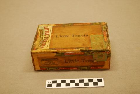 Object: Cigar box | UTSA Institute Of Texan Cultures