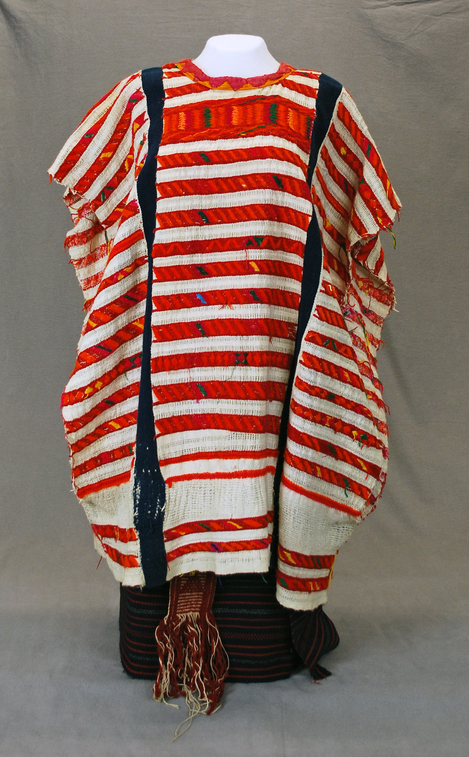 Object: Clothing (Trique tribe clothing) | UTSA Institute Of Texan Cultures