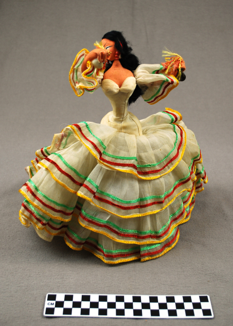 Object: Doll   UTSA Institute Of Texan Cultures