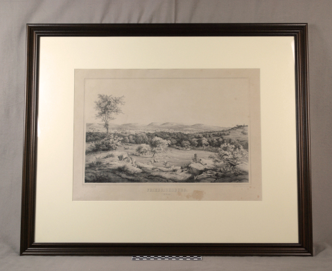 Object: Lithograph | UTSA Institute Of Texan Cultures
