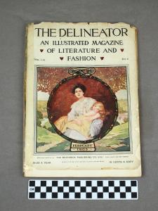 Object: Magazine (The Delineator Magazine) | UTSA Institute Of Texan Cultures