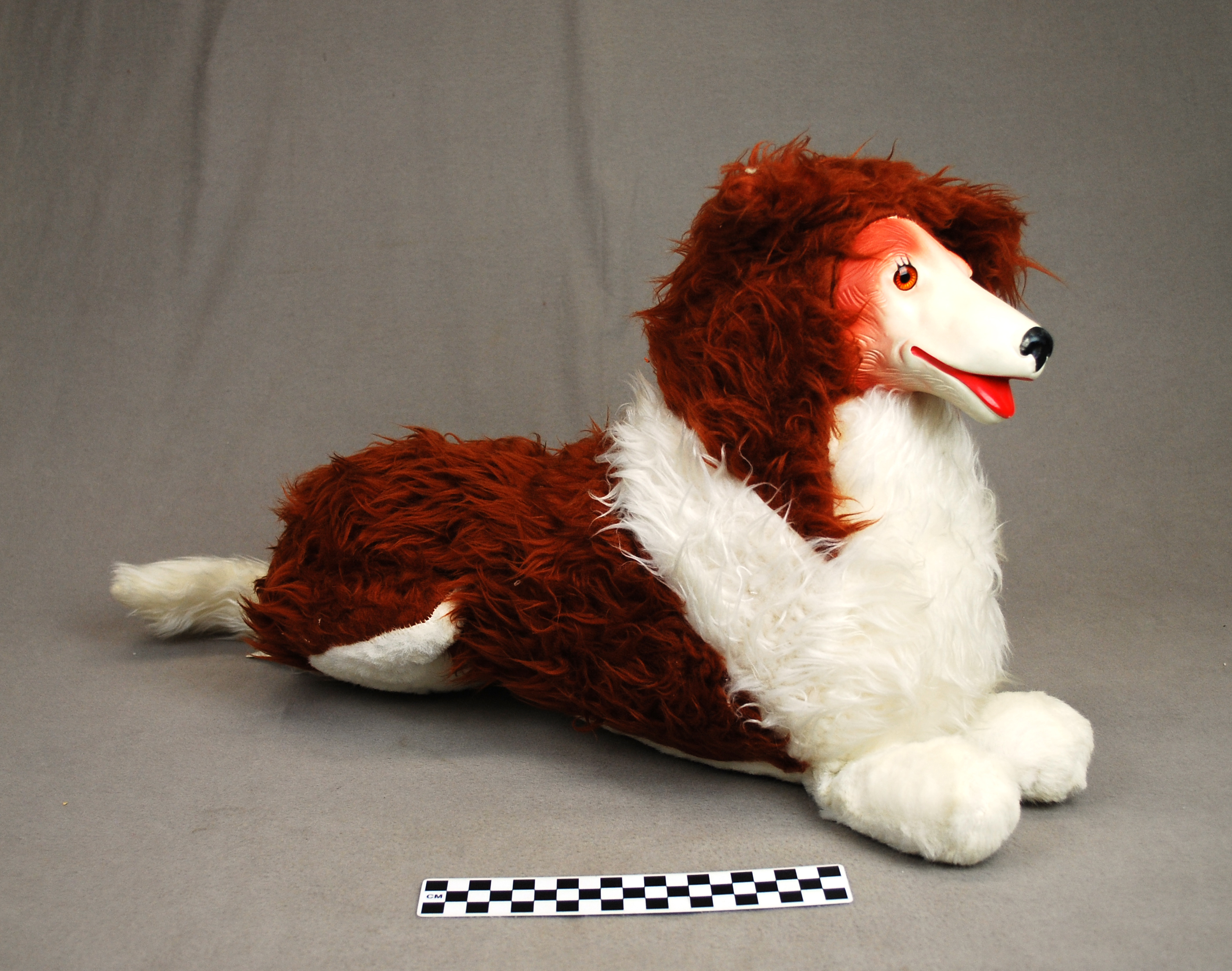 Object: Toy (stuffed animal toy) | UTSA Institute Of Texan Cultures