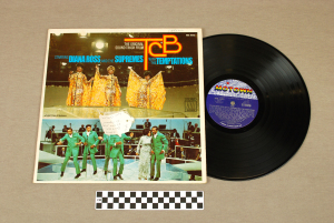Object: Record (Taking Care of Business Record) | UTSA Institute Of Texan Cultures