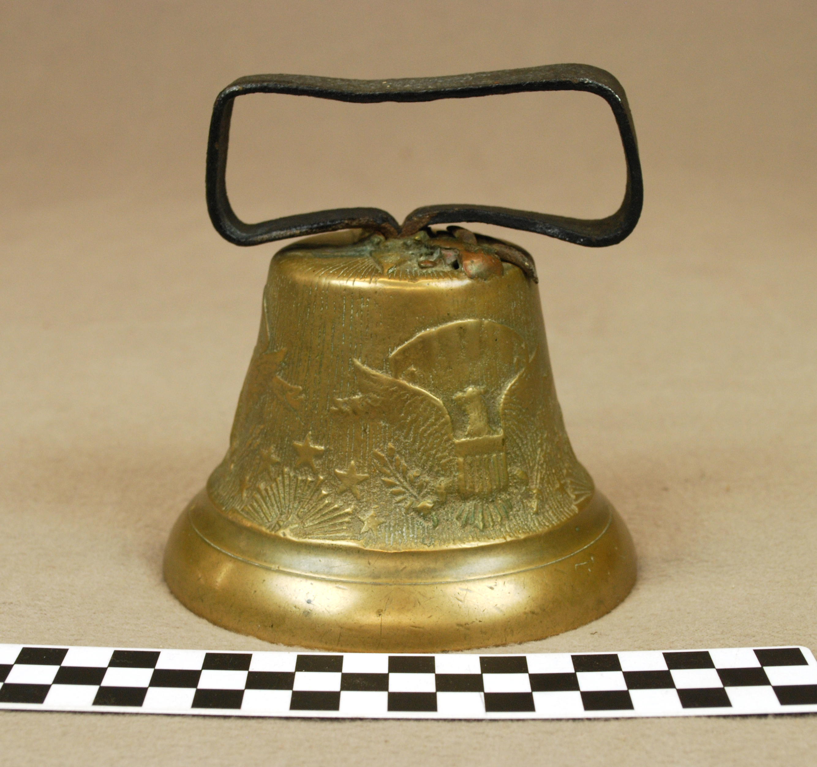 Object: Animal Bell | UTSA Institute Of Texan Cultures