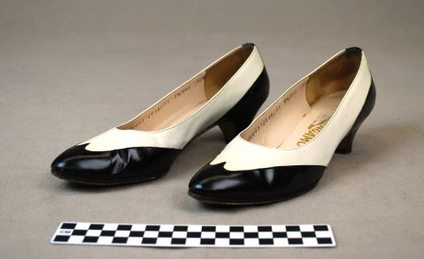 Object: Shoes | UTSA Institute Of Texan Cultures