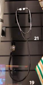 Object: Stethoscope   UTSA Institute Of Texan Cultures
