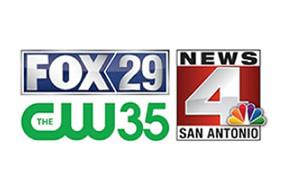 Fox 29, CW 35 & News 4 San Antonio, Texas Folklife Festival Sponsor