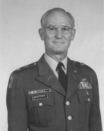 Colonel William Mastoris Jr.