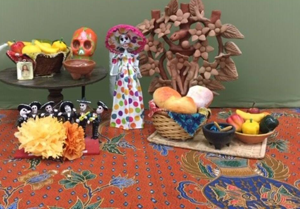 Altars and Artifacts: Remembering Our Past