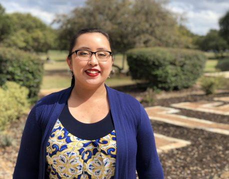 Angie Hernandez, Development Assistant  | UTSA Institute Of Texan Cultures