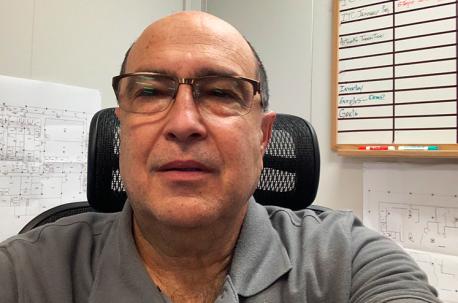 Vinny Genco, Operations Specialist | UTSA Institute Of Texan Cultures