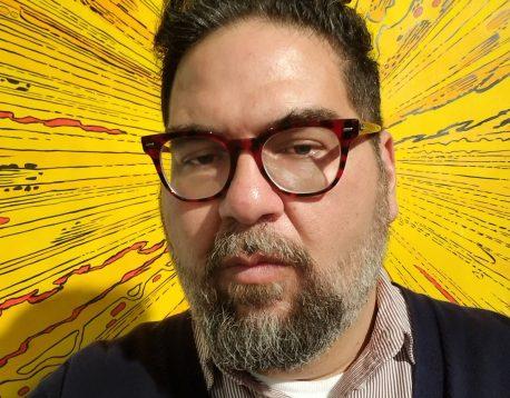 Robert Gonzales, Multimedia Designer II    UTSA Institute Of Texan Cultures