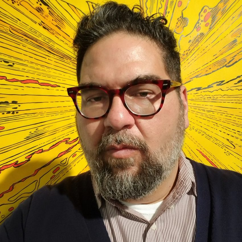Robert Gonzales, Multimedia Designer II  | UTSA Institute Of Texan Cultures