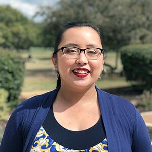 Angie Hernandez, Development Assistant
