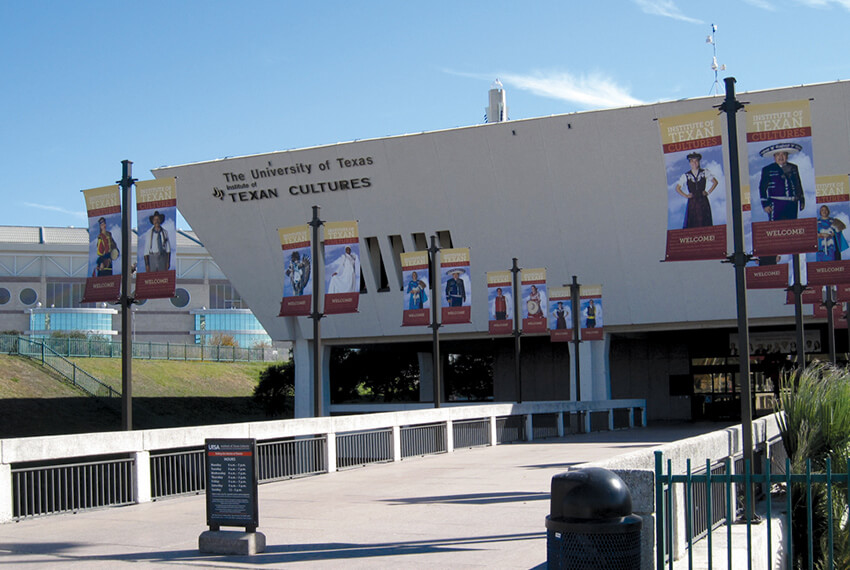 UTSA Institute of Texan Cultures reopens with admission by donation